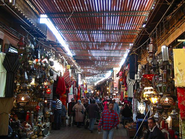 Jesus Abianza marrakech