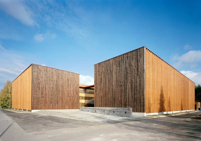 Metla house una verdadera casa de la madera ecoesm s for Arquitectura de madera