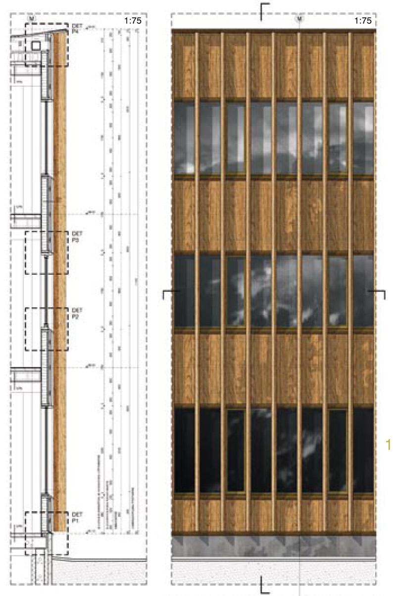 Detalle madera