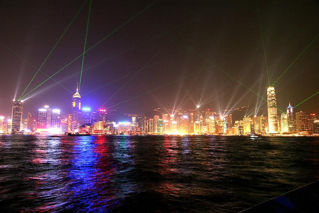 Hong Kong. Imagen: Kabacchi