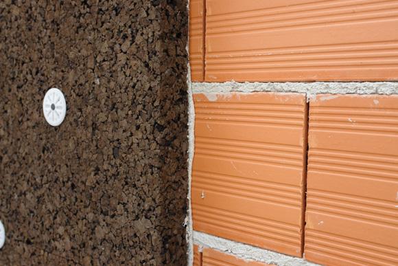 El corcho los paneles de corcho y sus ventajas ecoesm s - Material aislante para paredes ...