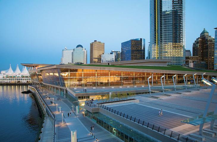 centro convenciones vancouver