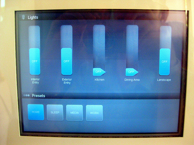 Ahorro energetico monitor