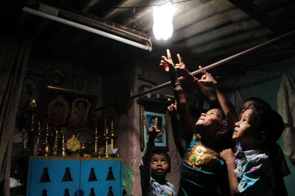 luminarias sostenibles