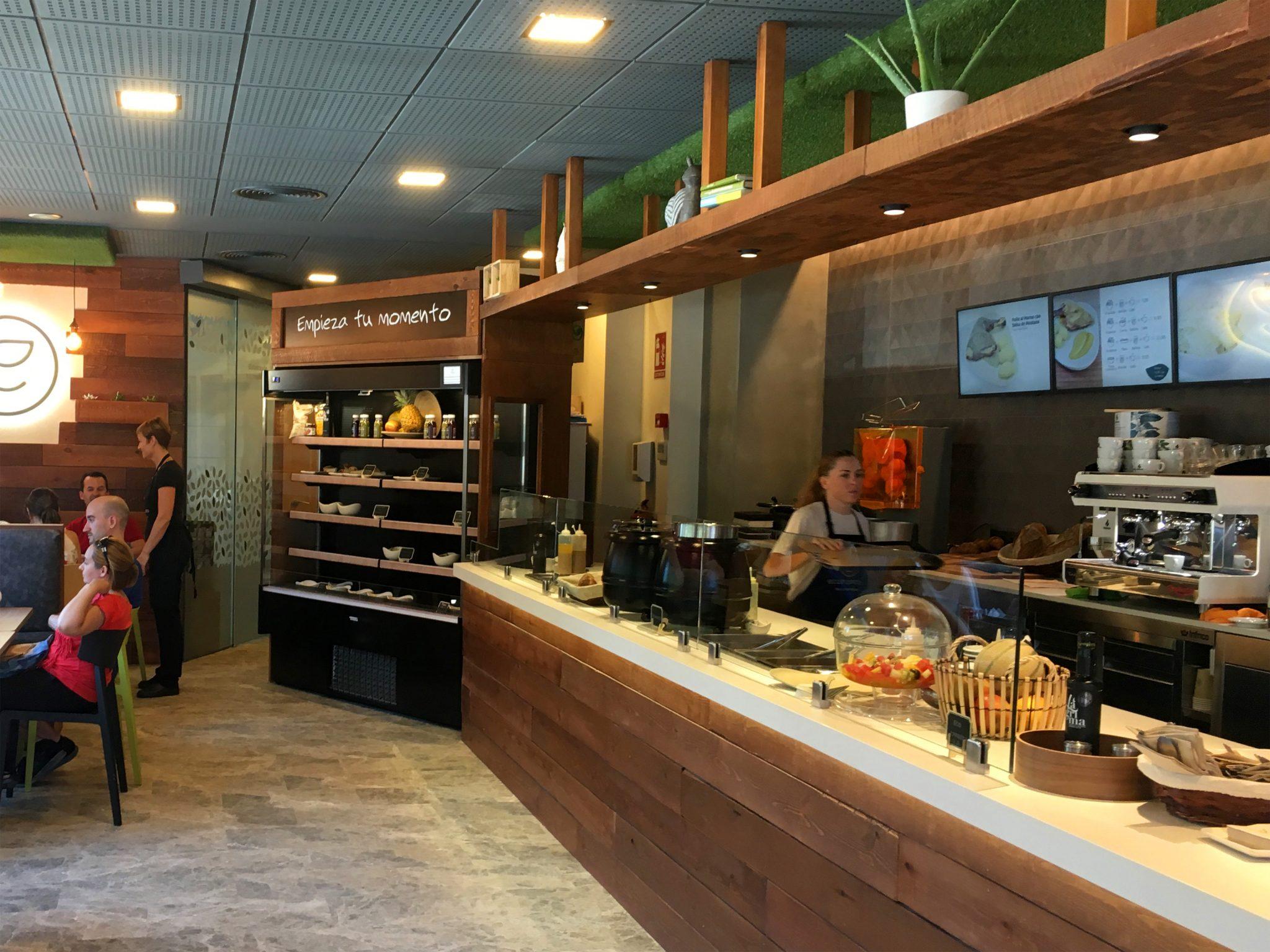 restaurante sostenible valencia
