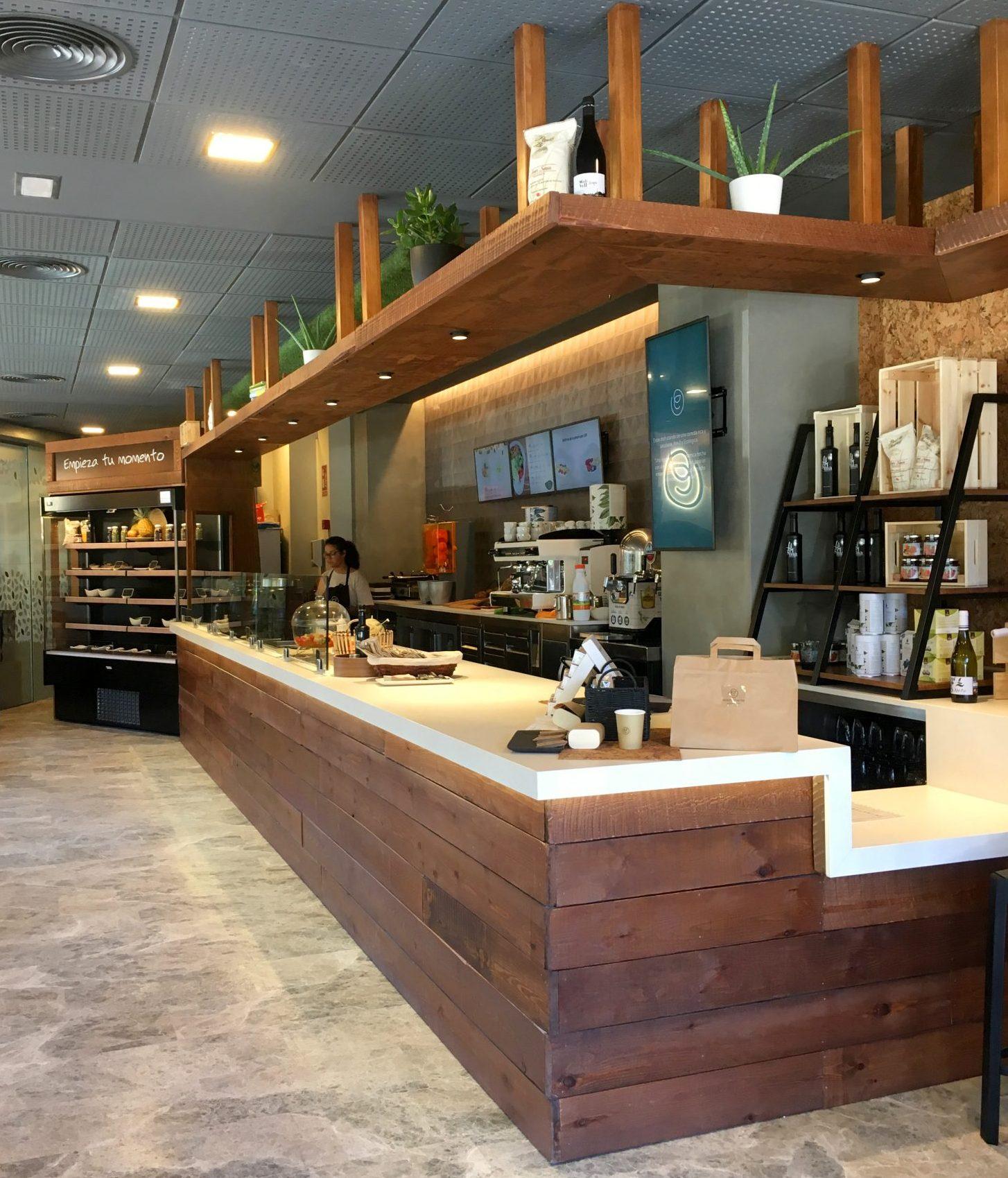restaurante sostenible